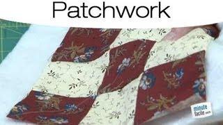 comment coudre patchwork