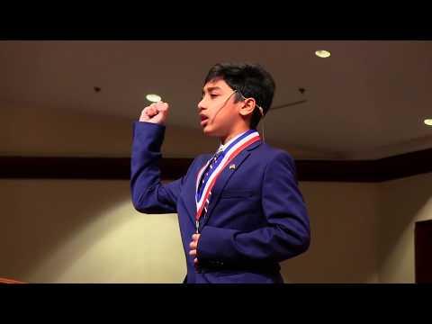 Winning MLK Oratorical Speech PWCS