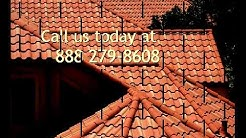 Clay Tile Roof Repair Jenks Ok Commercial Roof Installation