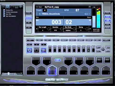 BTV Solo Music Production Software 2015 | Making Beats With BTV Solo Music Production Software