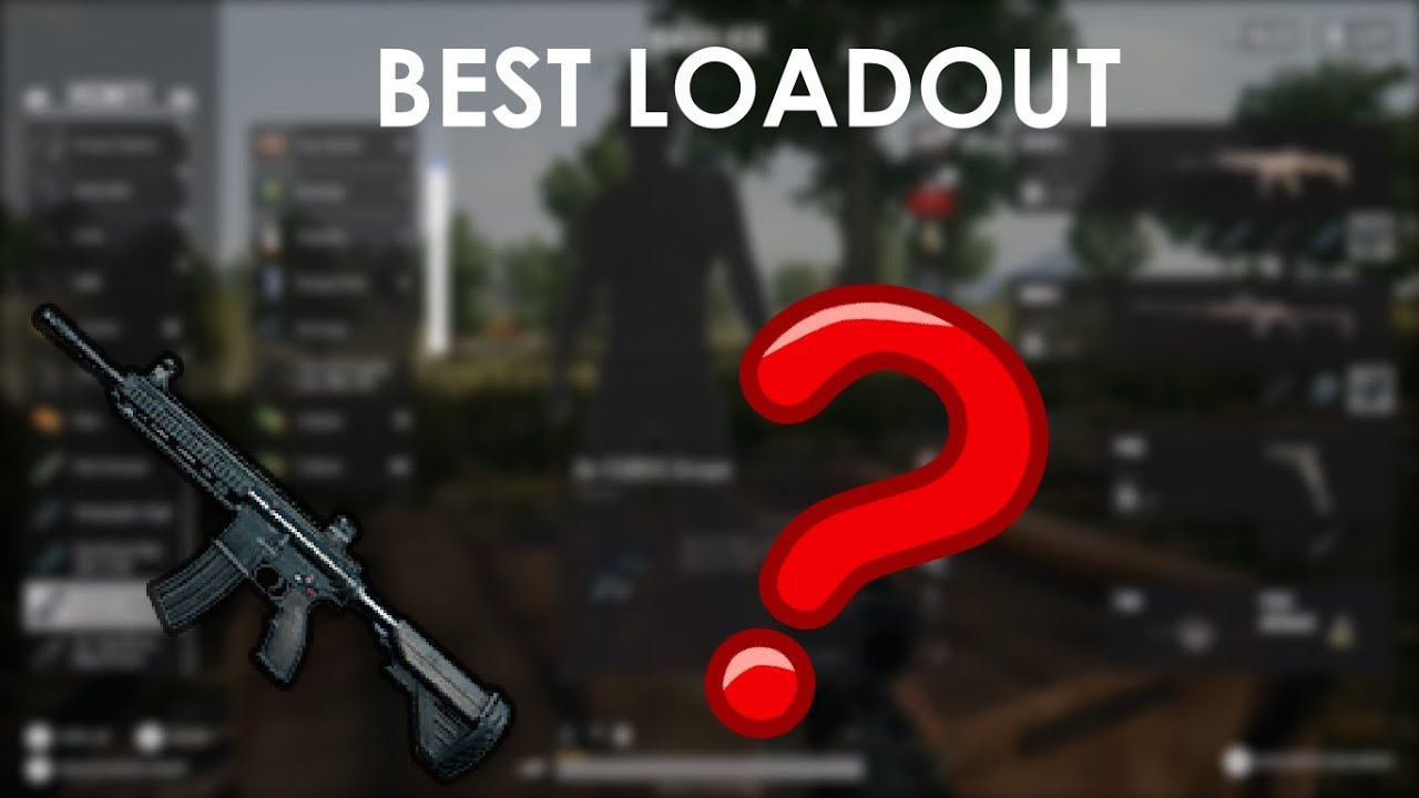 pubg xbox one best guns and attachments