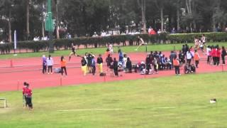 港九區D1中學學界田徑賽 2015-2016 BA 400mH (Final)