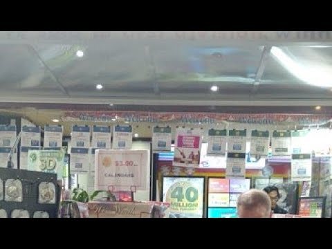 LIVE: I Bought A LOTTERY Ticket. Winner?Lottery Shop In Australia. Victoria Market Melbourne