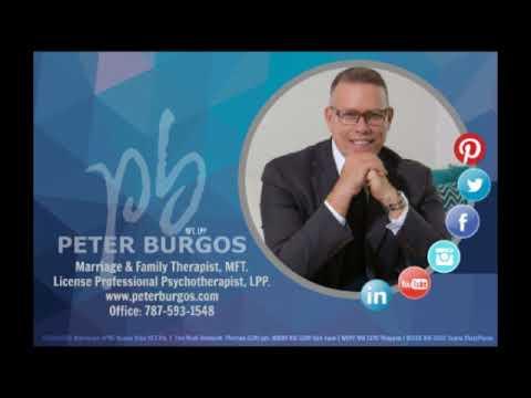 Quien te Enfada te Domina: Dr. Peter Burgos Vega Psy.D, MFT, LPP