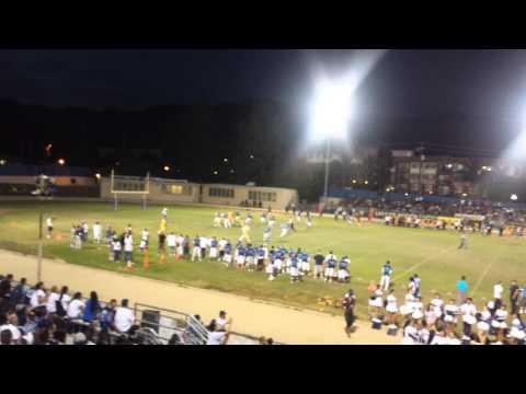 Sylmar football 2015