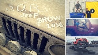2016 Stetler Off Road Jeep Show