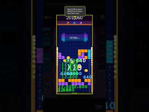 Tetris Blitz: Tips and Tricks - Spooky Trail