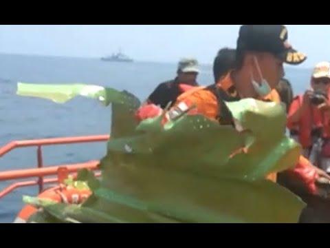 Nelayan Lihat Lion Air Melintas Disusul Suara Ledakan