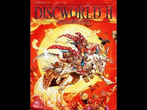 [Live] Liberty Games - Discworld II Acte 1 - Sur PL1 (ft. TiChaton)