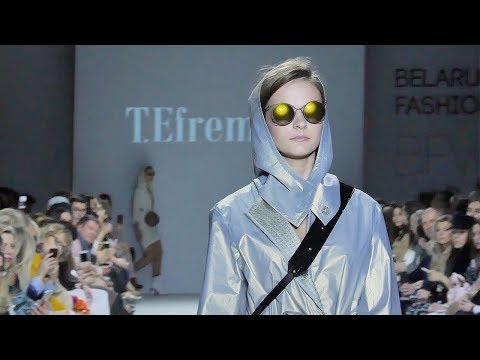 T. Efremova   Fall Winter 2018/2019 Full Fashion Show   Exclusive