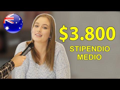 Quanto si GUADAGNA in AUSTRALIA ? Risposte agli ITALIANI - thepillow