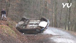 Spa Rally - 2017 (+Crash)