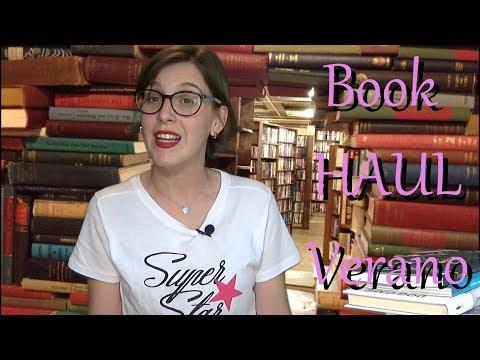 book-haul-verano