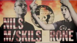 KOTD - Rap Battle - Rone vs Nils m/ Skils | #WD2