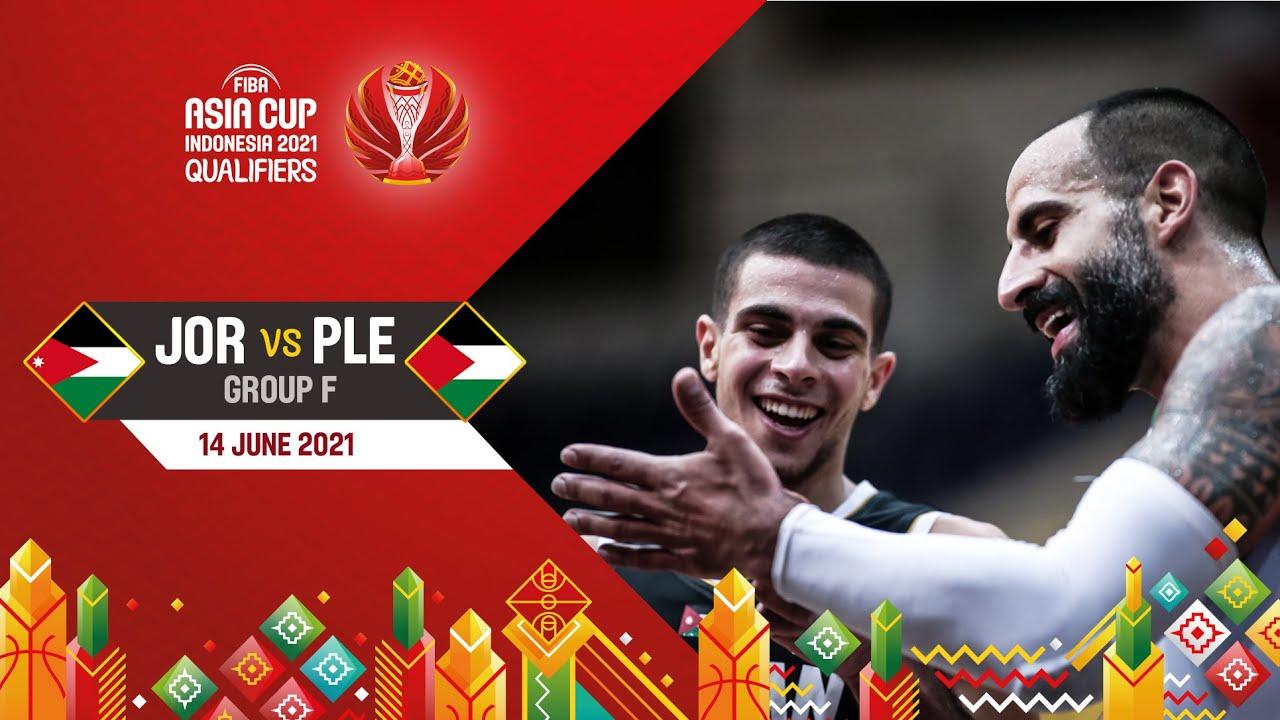 Jordan v Palestine | Asia Cup 2021 Qualifiers