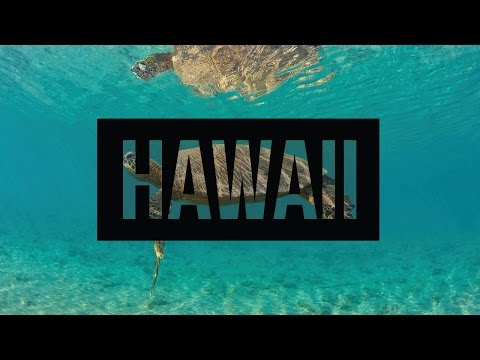Hawaii Trip 2016 | GoPro Hero 4 Session: Snorkeling-Beaches-Hiking