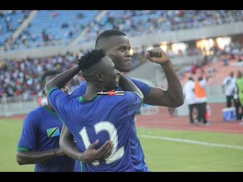 ALL GOALS: Taifa Stars vs Botswana March 25 2017, Full Time 2-0