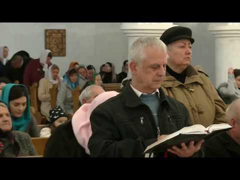 Служба Божа 10 11 2019 в Боронявському Благовіщенському монастирі ЧСВВ
