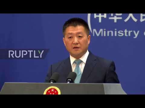 China: Beijing 'pleased' to see US and DPRK discuss nuclear issue
