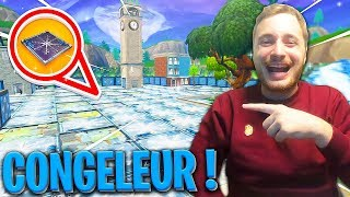 DUEL AVEC 999 CONGÉLEUR sur FORTNITE BATTLE ROYALE !!!