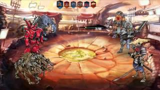 мутанты генетические войны 18-я серия