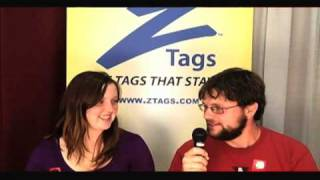 Jen and Tao's Z Tags Testimonial From 2010 World Dairy Expo