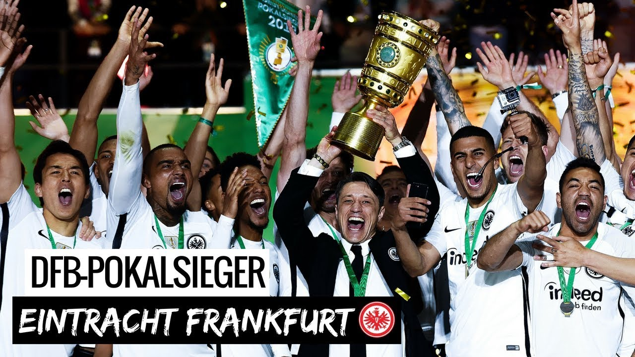 Dfb Pokal Finale Eintracht Frankfurt