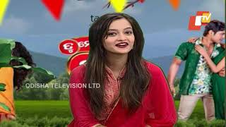 OTV's Raja Special  Chit Chat with actor Tamanna & singer Mantu Churria