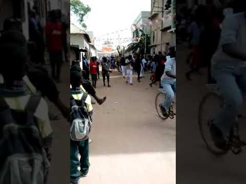 Activities in Banjul 2018