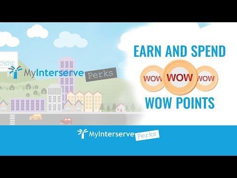 Welcome to MyInterserve | Employee engagement hub
