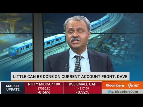 The State Of The Economy With HSBC India's Hitendra Dave