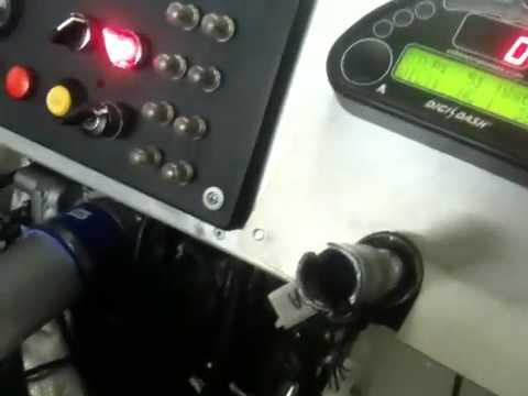 Ls376/ 480 first engine start