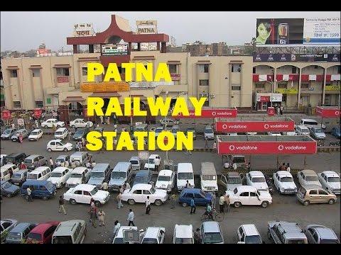 Patna Railway Junction full view