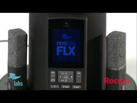 Revolabs FLX2 Conferencing Unit