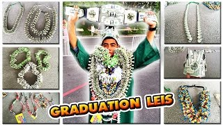 THE ULTIMATE GRADUATION MONEY LEIS!! | Candy Lei | Money Crown | BELT