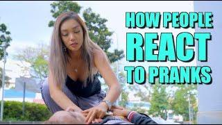 How People React To Pranks