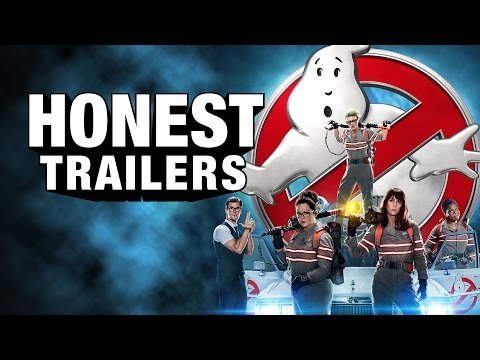 Thumbnail: Honest Trailers - Ghostbusters (2016)