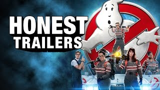 Repeat youtube video Honest Trailers - Ghostbusters (2016)