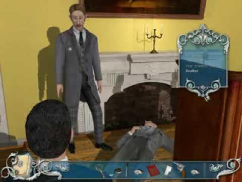 Sherlock Holmes: Secret of the Silver Earring - Part 5 |