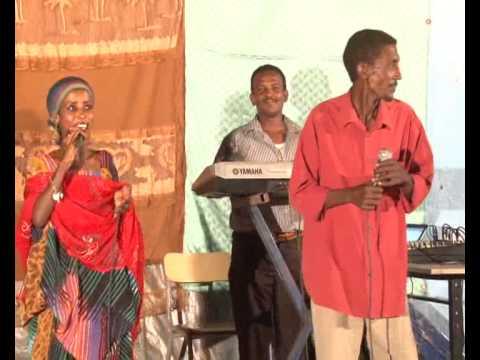 Afar Song...Fafi Haroun & Ibrahim Somali: ...kacni mangay abe