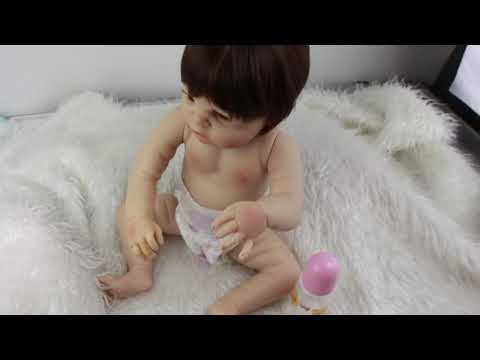 Ella Estar Prestea Chegar...Mh bebê reborn