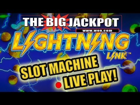 😍 I Love Lighting Link 💣 Slot Machine Live Play🙌🏼
