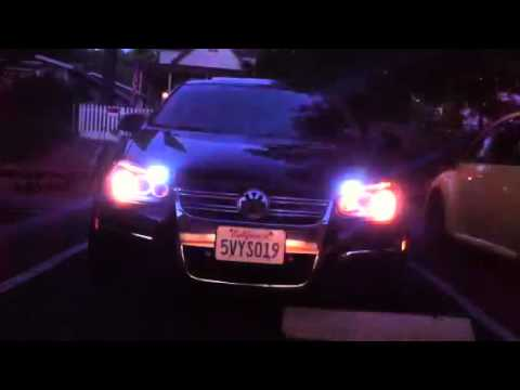 Jetta 2 5 Projector Headlights
