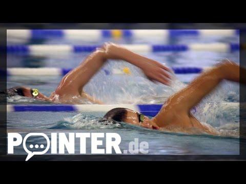 Ein Tag mit Schwimmer Jacob Heidtmann