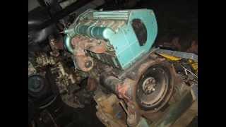 видео Двигатели Deutz серия 1015