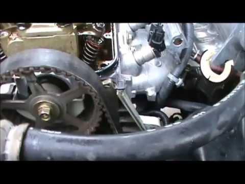 Honda Timing Belt part 2