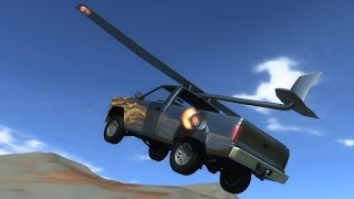 The Return of Pickup Hell - BeamNG.drive