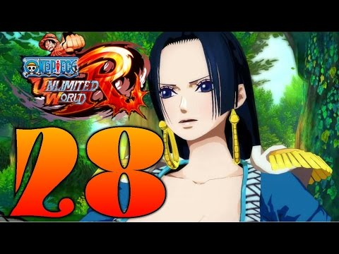 Let´s Play One Piece UW Red German (Blind) Part 28 Quests Stärkster Käfer der Welt & Boa Hancock