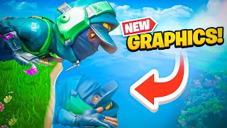THE BEST GRAPHICS IΝ FORTNITE!