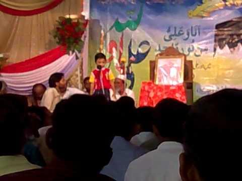 jawad reciting qasida